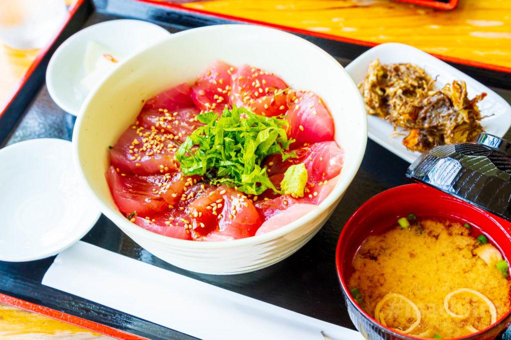 マングローブパークレストラン 奄美産まぐろ丼 Machiiro 記事写真 1