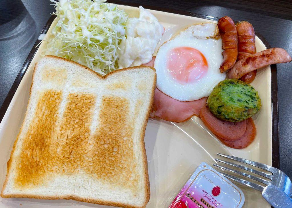 徳之島のホテル レッドイン 写真 朝食
